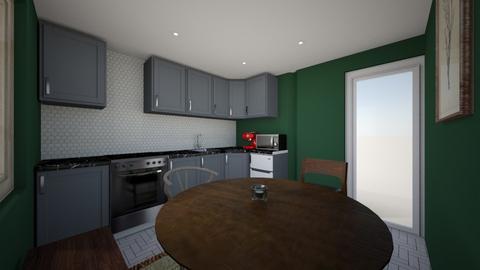 Vlada kitchen - Kitchen  - by tinymichelle