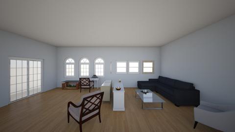 family house - Modern - Kitchen - by pastel_sky