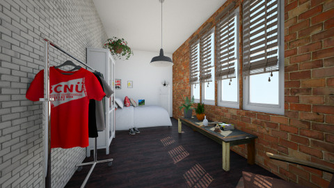 Student House2_Room9 - by manondenijsx