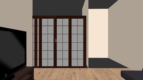 home - Modern - Living room  - by shabrinasmth