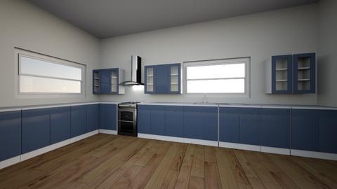 New Ogbojo Room1 - Kitchen  - by Van Rebeck