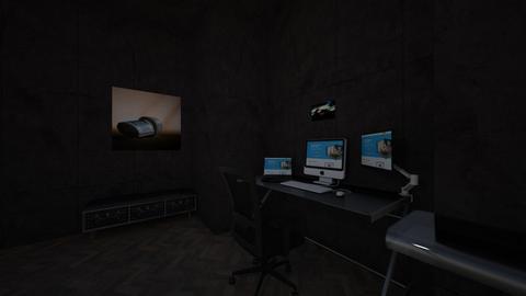 gaming room - Modern - by zottekokodesigner