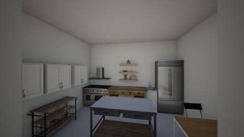 Kenna kitchen 1 - Kitchen  - by mcgrathka