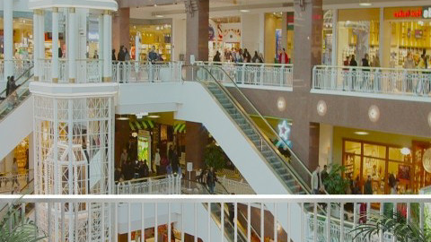 Mall001 - Modern - by Ivana J