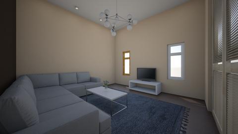 1 - Modern - Living room  - by Mit xinh gai