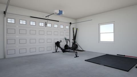 2 Car Garage Template 1 - by rogue_7d4ab3e318ac1c04a4fba12e0bc72