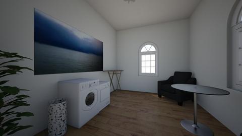 laundry room - by aniyahmartin