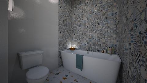 fdg - Bathroom - by Btissam Amnad