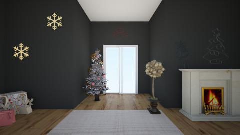 christmas hall - by tizziana leivas
