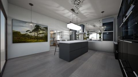 my dream  kitchen - Kitchen - by emartin1