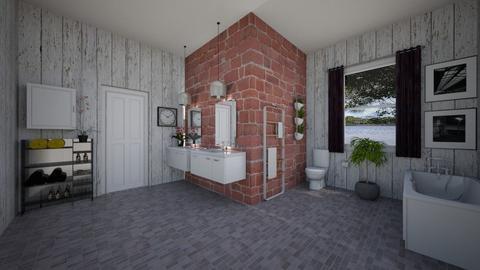 Lorane Bath - Bathroom  - by VeroDale