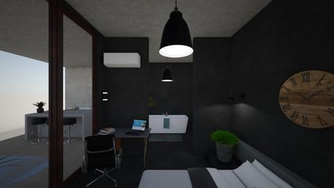 minimalist - Modern - Bedroom  - by kambing golek