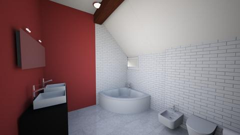 Vonia - Bathroom  - by SvajuneS