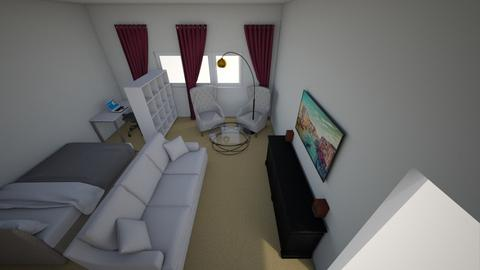 living - Living room - by Olessya191