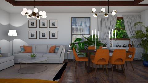 rez - Living room - by likuna485