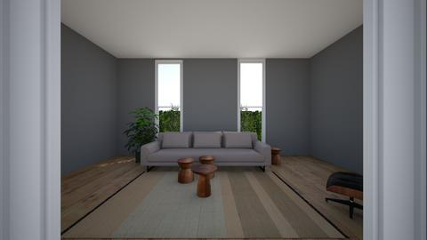 Test - Living room - by bcandee