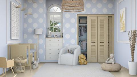 Benvenuto - Kids room  - by Charipis home