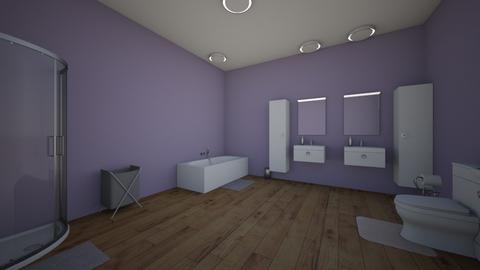 Lavender Bathroom - Bathroom  - by ESLB