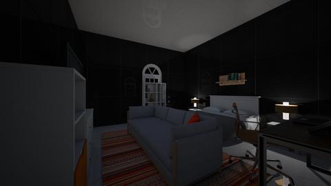 bedroom1 - Classic - Bedroom  - by key_pandas