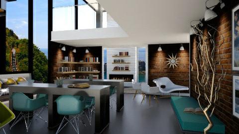 The Lounge - Modern - by Musicman