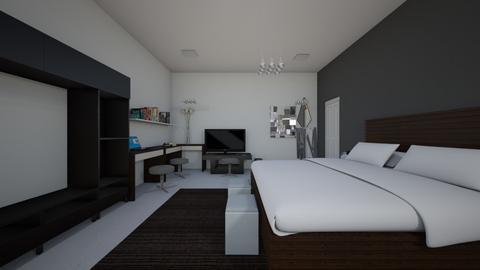 Meu quarto de sonho  - Bedroom - by BrasilDeQuem_parte4_McSid