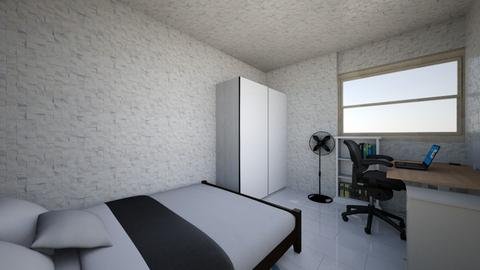 KS ROOM - Bedroom  - by kangsoon93
