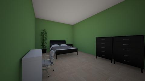 Bedroom 2021 - Bedroom  - by AugustTheLama
