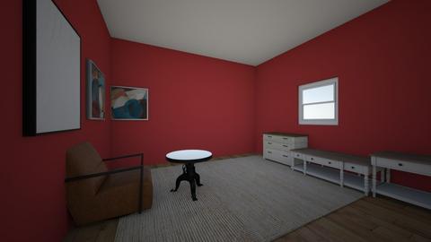 shaker 100 - Living room  - by Ransu2021