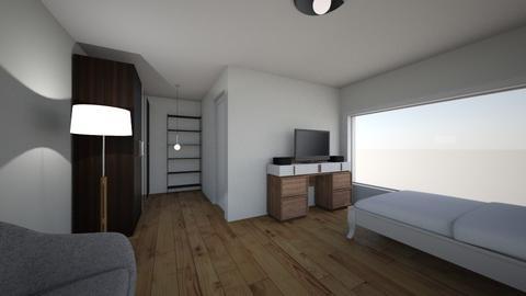 way outta my league - Minimal - Bedroom - by tsewang dolma