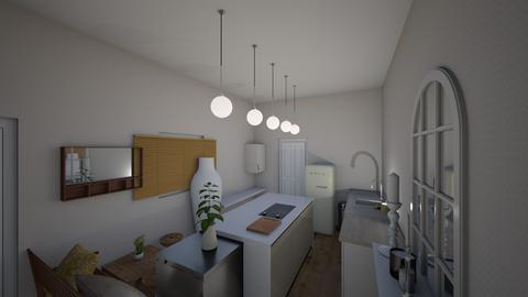 D Kitchen - by georgiaawill