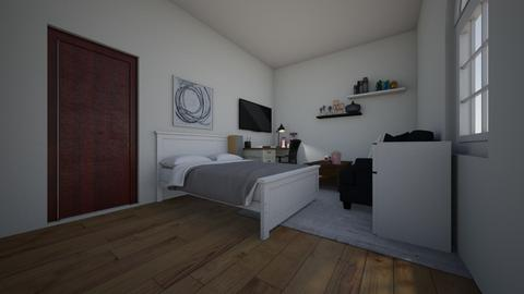 Teen Boy Bedroom - Bedroom  - by motaftaf