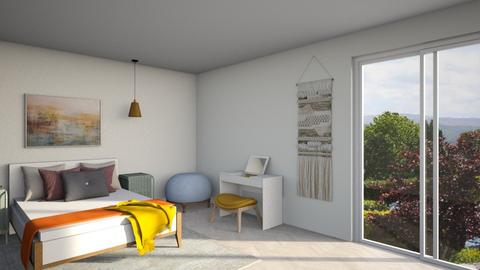 minimalist room - by pfeilmarissa