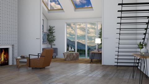 Shiny Room - by Tanem Kutlu