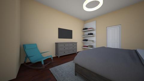 bedroom Grace Nordick - Bedroom  - by 23nordigrac
