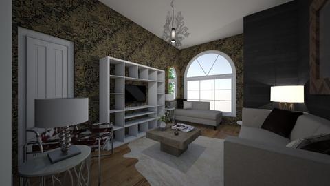 Gerard Doustraat - Living room  - by Lisett
