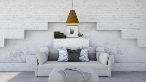 Living_REMIX - Modern - Living room  - by Aristar_bucks