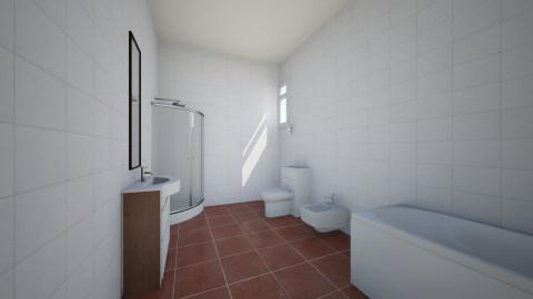 Baie - Rustic - Bathroom  - by Ionut Corbu
