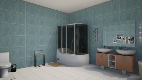 Future Bathroom - Bathroom - by lurkingcat