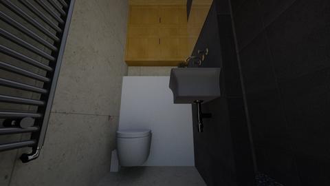 New height split - Bathroom - by RachDyer