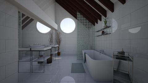 water art - Bathroom - by anninha2213