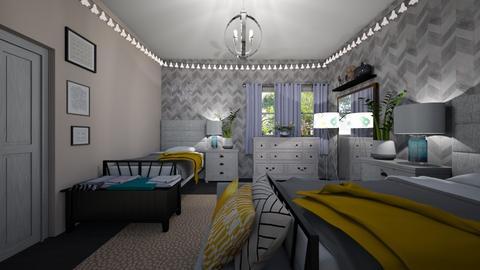 Kids Room - by neverlanddesigns