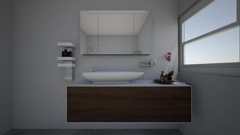 Project 4 Part 7 - Bathroom  - by Mpumie