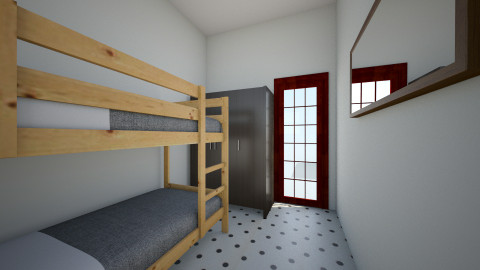 My room1 Design - Vintage - Kids room  - by Ngets