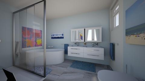 Bath7 - Modern - Bathroom  - by JeffWhitcomb0747
