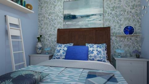 favorite color - Modern - Bedroom - by zayneb_17