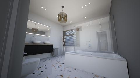 badkamer app - Bathroom  - by valerietegenbos