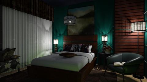M_ Good night - Bedroom  - by milyca8