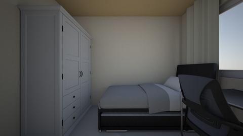 House Renovation Full - Minimal - Bedroom  - by jafta