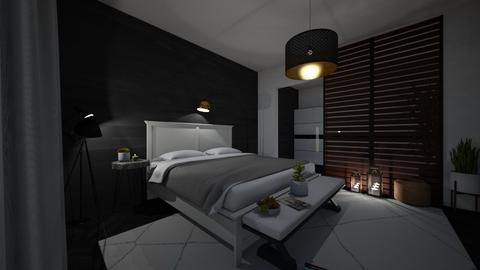boy - Bedroom - by emi852290