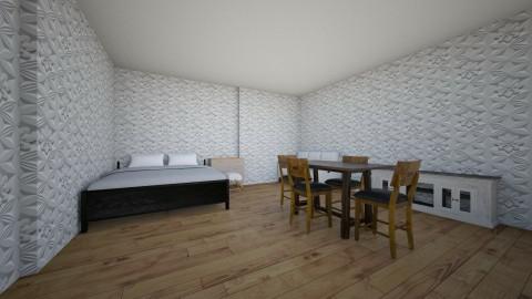 full house - Glamour - Kitchen - by MBlocker7125